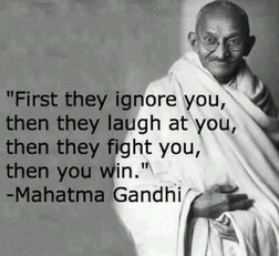 Ghandi Reframing